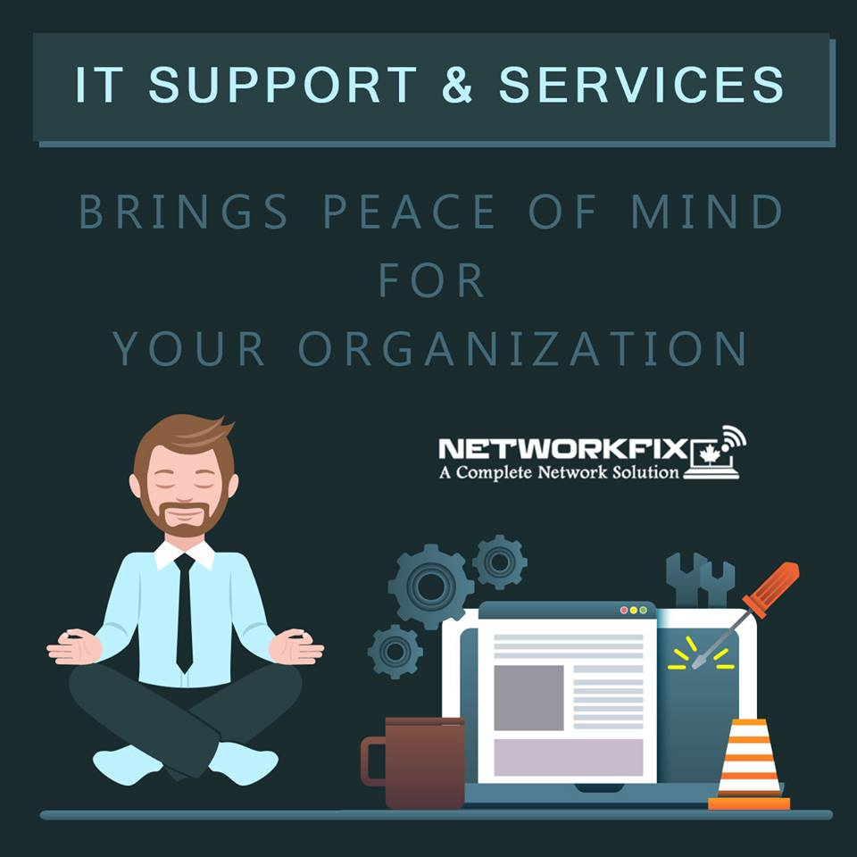 it support and services Mississauga
