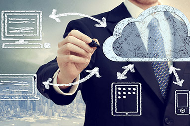 Cloud Computing Home Page Image