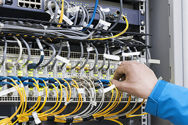 Network Installation Home Page Image